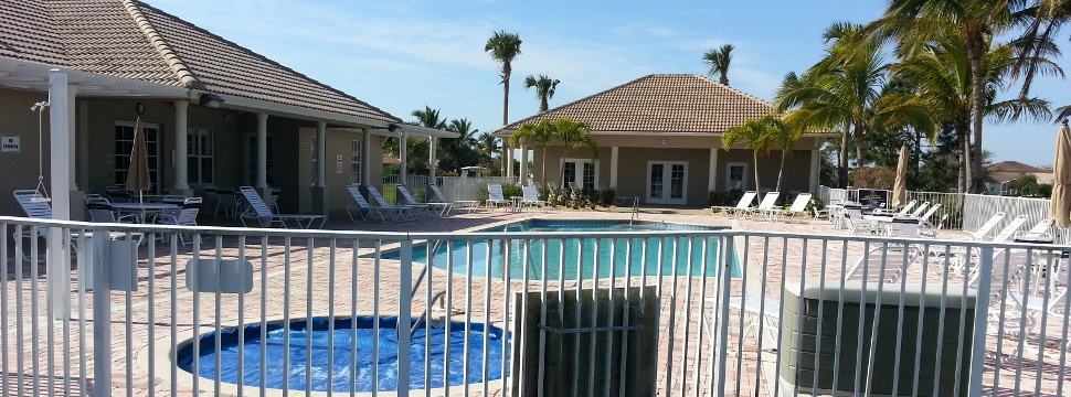 HOA Hot Tub and Swimming Pool